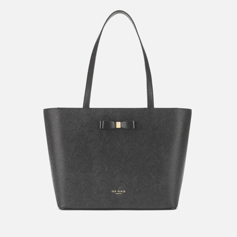 0c77c9292 Ted Baker Women s Jjesica Bow Detail Shopper Bag - Black