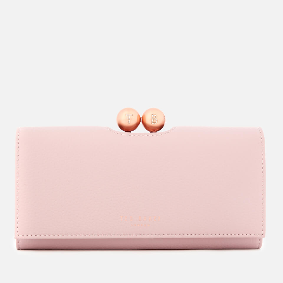 54e70f8bb Ted Baker Women s Josiey Scripted Bobble Matinee Purse - Pale Pink