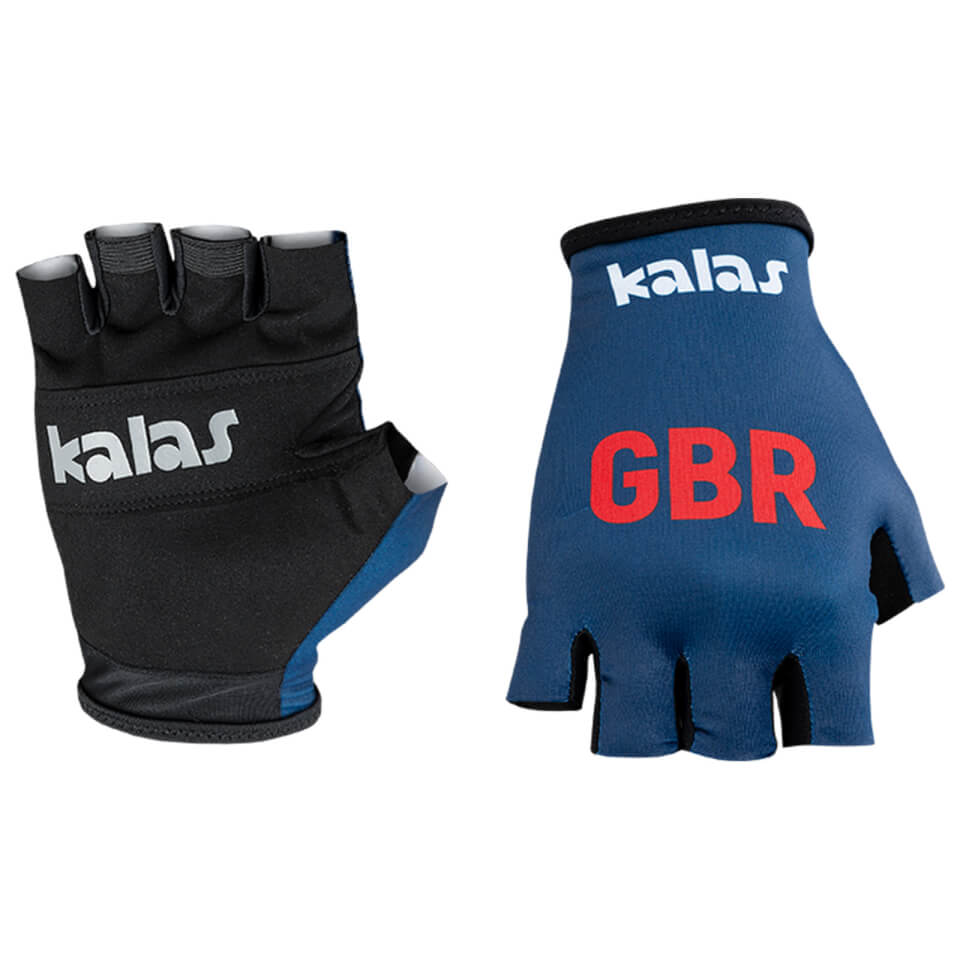 Kalas GBR Authentic Gloves - Blue   Gloves