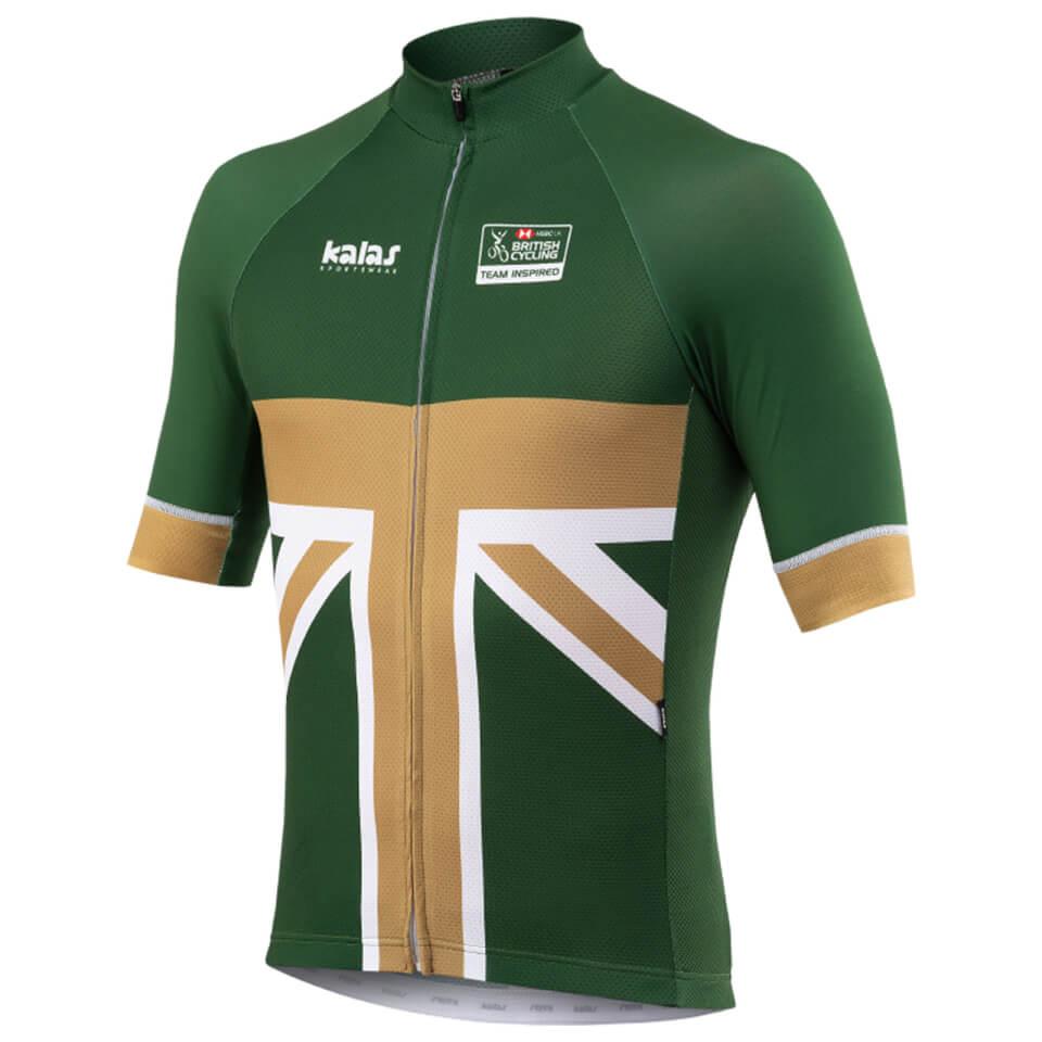 Kalas Team Inspired Replica Jersey - Green   Jerseys