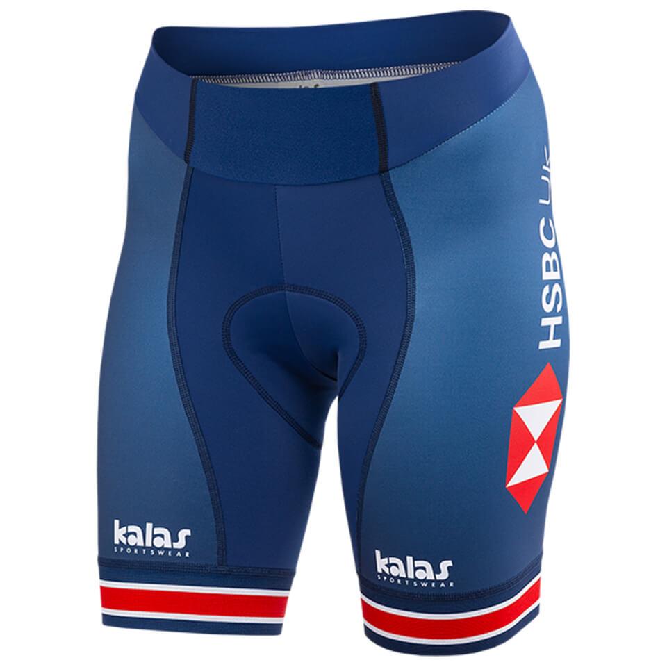 Kalas Women's GBR Replica Shorts - Blue   Trousers