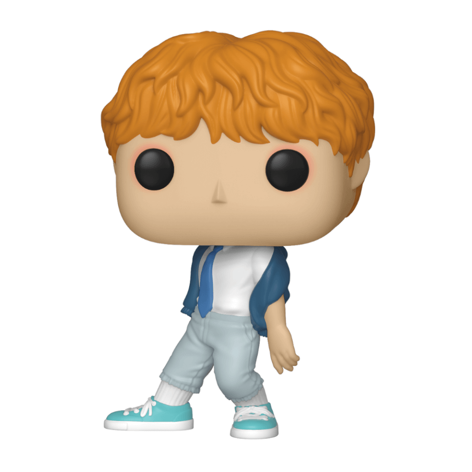 Pop Rocks Bts Jimin Pop Vinyl Figure Pop In A Box Uk