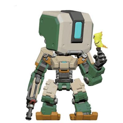 Overwatch Bastion 6 Inch Pop Vinyl Figure Pop In A Box Us