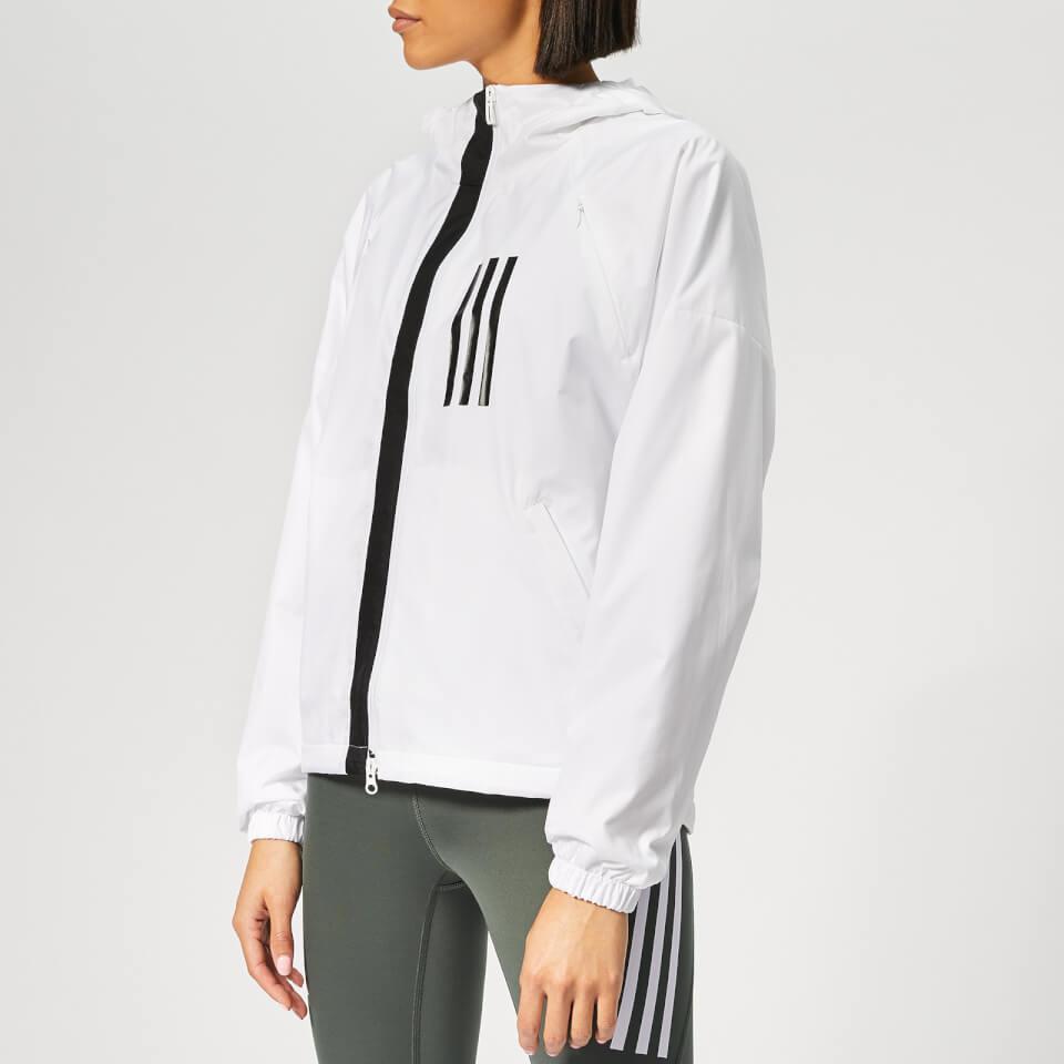 adidas Women's W.N.D. Jacket White
