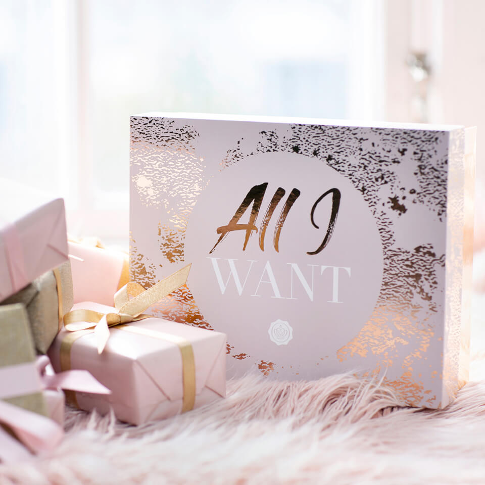 All I Want Holiday Limited Edition 2018 Glossybox Us