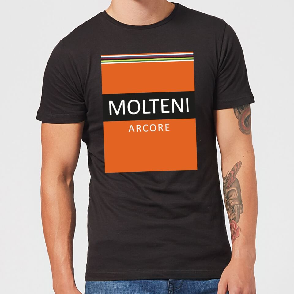 Summit Finish Molteni Men's T-Shirt - Black | Jerseys