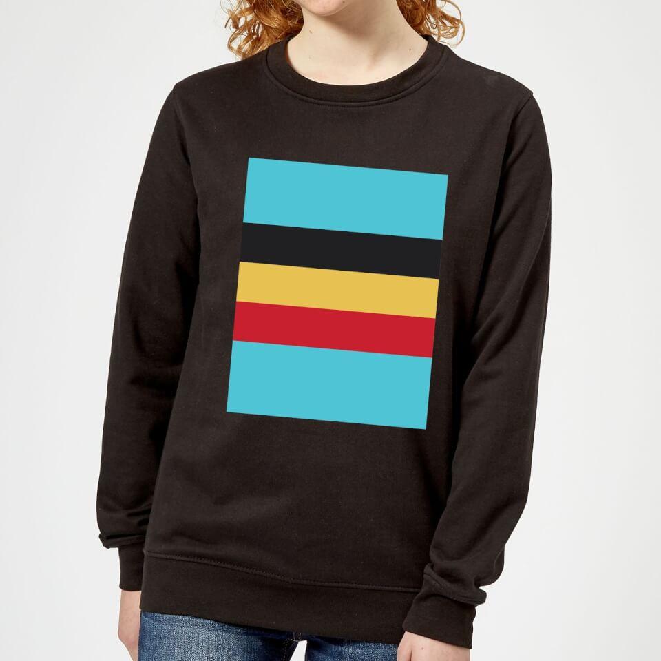 Summit Finish Belgium Flag Women's Sweatshirt - Black | Jerseys