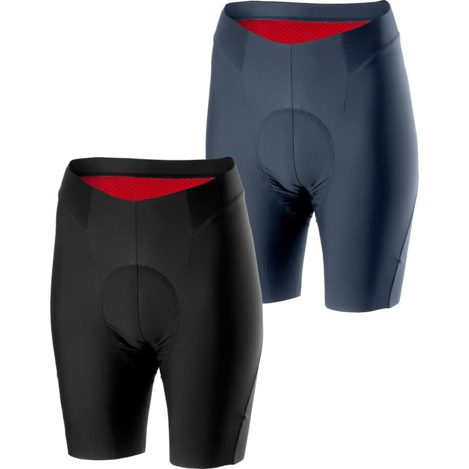 CASTELLI PREMIO WOMEN CYKELBUKSER MED SELER BLACK | Trousers