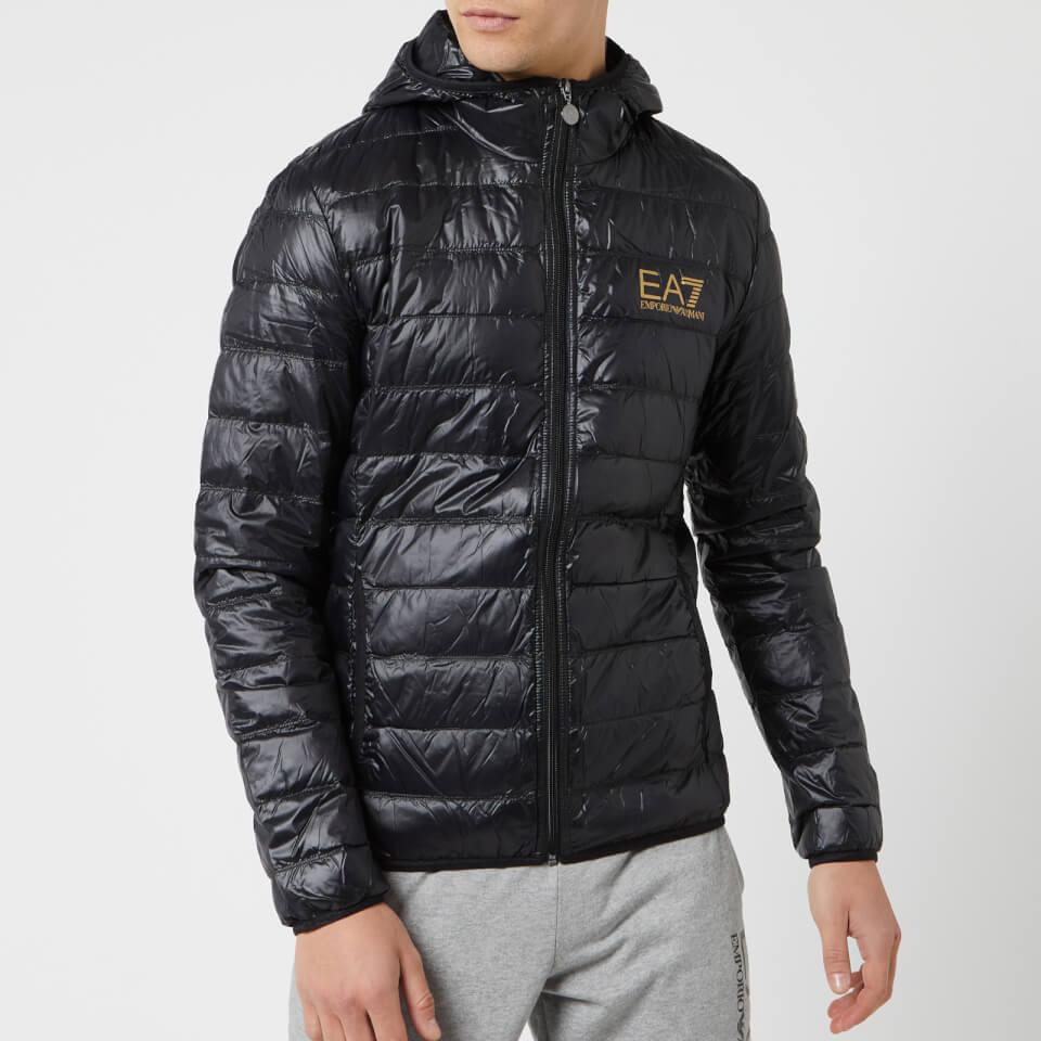 Emporio Armani EA7 Men's Down Hooded Jacket