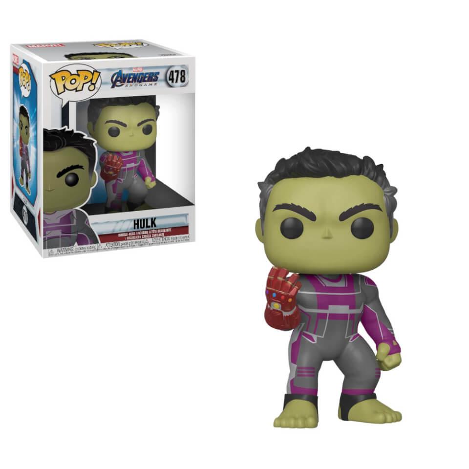 Figura Funko Pop Hulk 6inch 15cm Marvel Vengadores