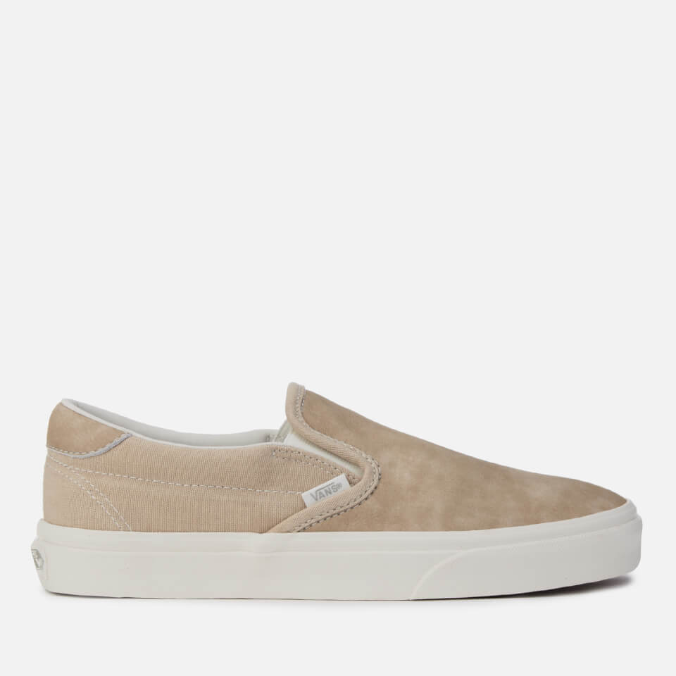 Vans Washed Nubuck Slip On 59 Trainers HumusBlanc