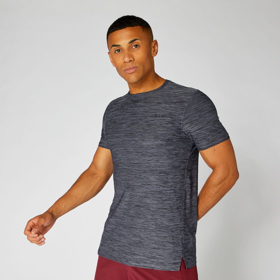 Myprotein Dry-Tech T-Shirt - Nightshade Marl | Jerseys