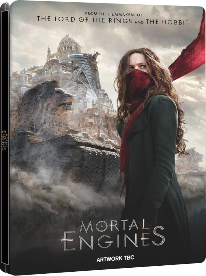 Mortal Engines - 4K Ultra HD Online Exclusive Steelbook