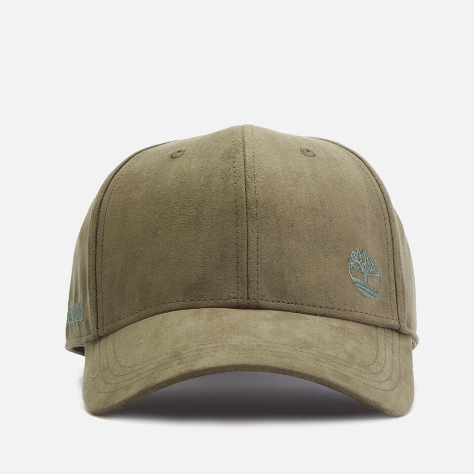Timberland Men S Micro Suede Baseball Cap Grape Leaf