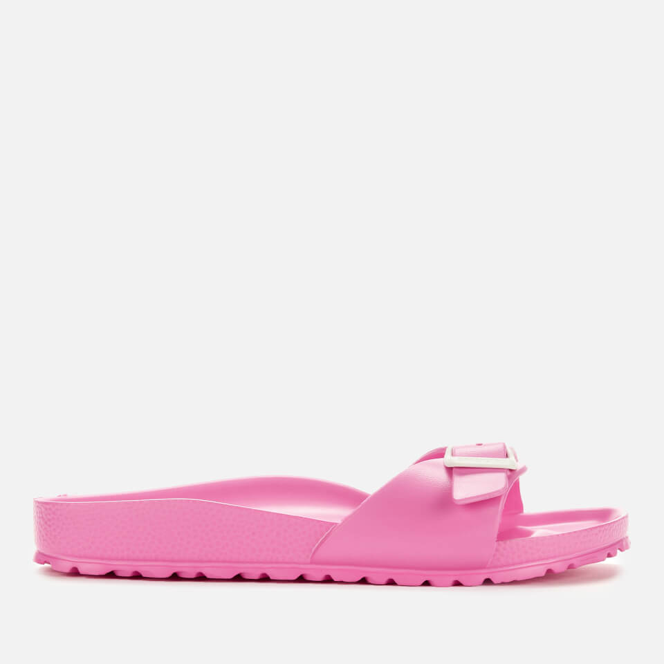 f010677f5deb Birkenstock Women s Madrid EVA Single Strap Sandals - Neon Pink ...