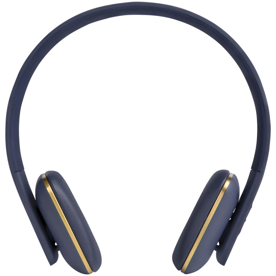 063326a038b Kreafunk aHEAD Bluetooth Headphones - Blue Electronics   TheHut.com