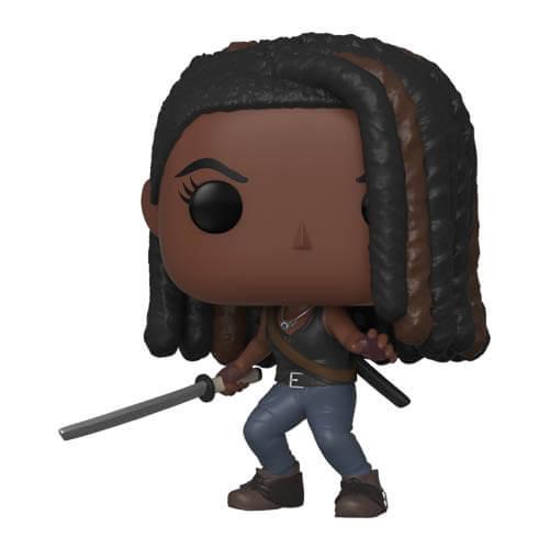 Vinyl The Walking Dead Michonne Pop