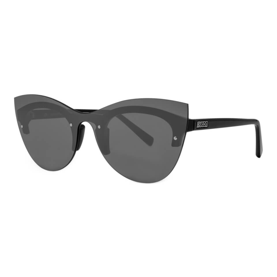 Scicon Phantom Sunglasses Silver Multimirror Lens - Black Gloss Frame | item_misc