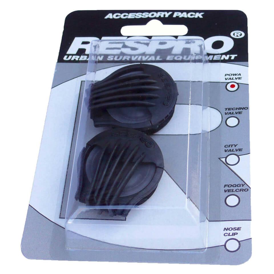 Respro Powa / Sportsta Valves - Pack Of 2 | Ventiler