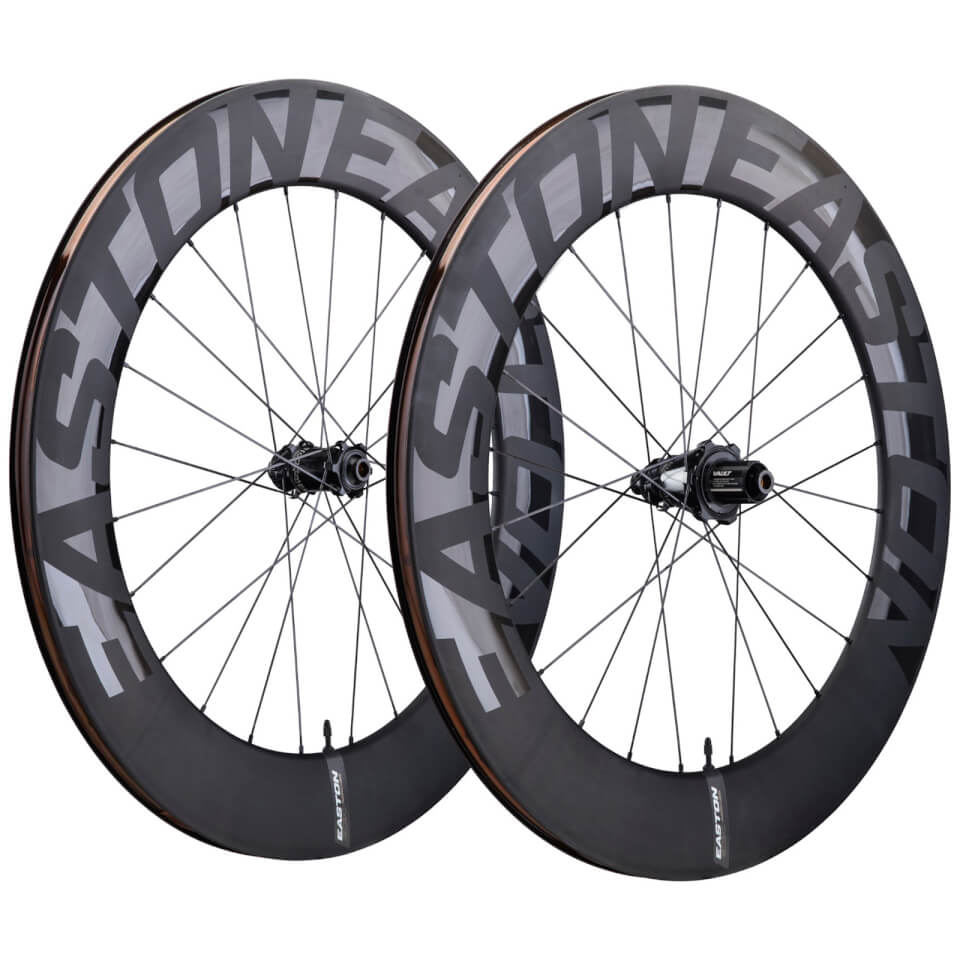 Easton EC90 AERO85 Carbon Clincher Disc Rear Wheel | Rear wheel