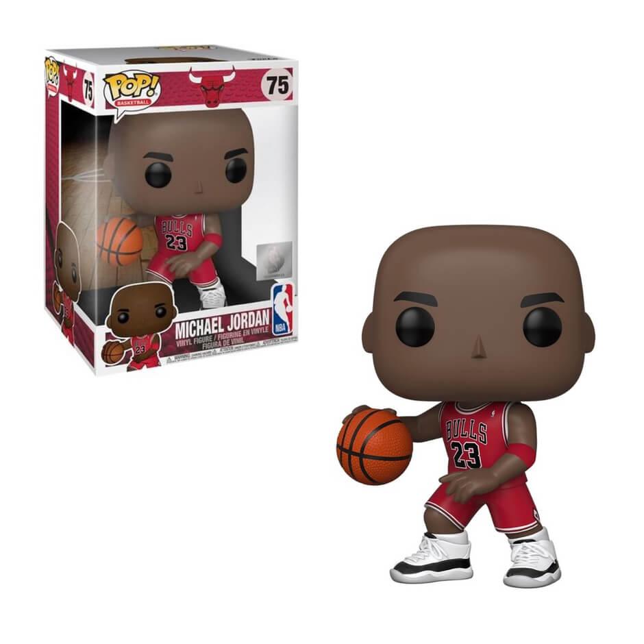 Basketball Vinyl Figure Michael Jordan Chicago Bulls Funko NBA POP