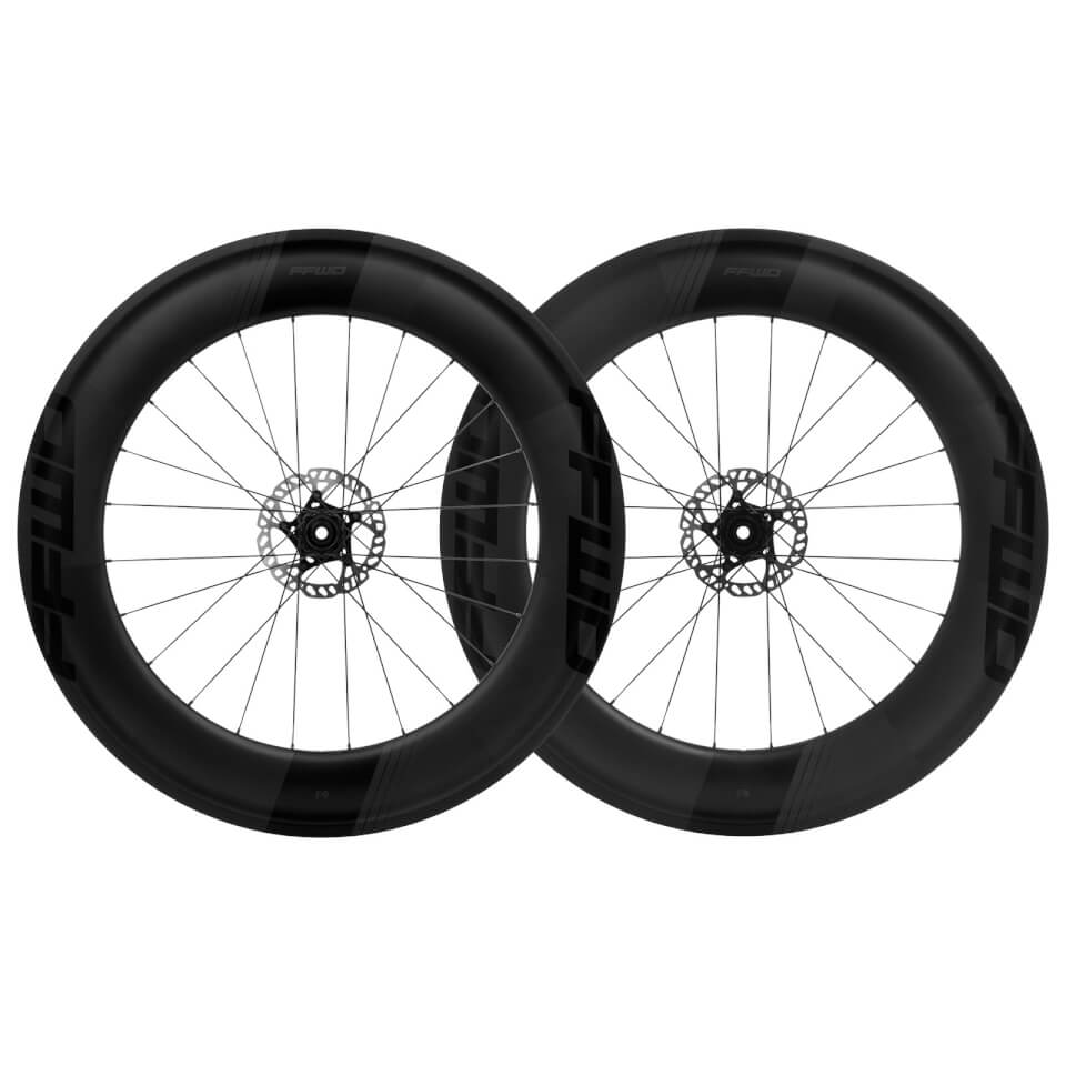 Fast Forward F9 DT240 Disc Brake Clincher Wheelset | item_misc