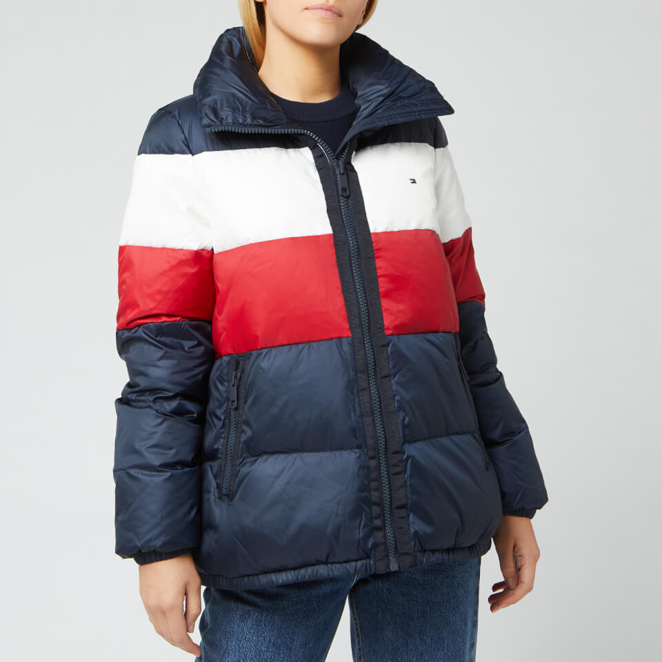 Tommy Hilfiger RWB Packable Colour