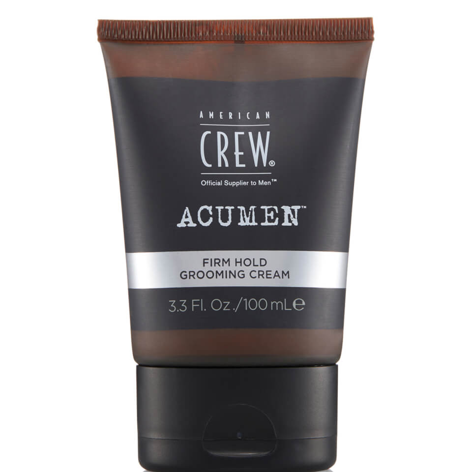 American Crew Firm Hold Grooming Cream 100ml