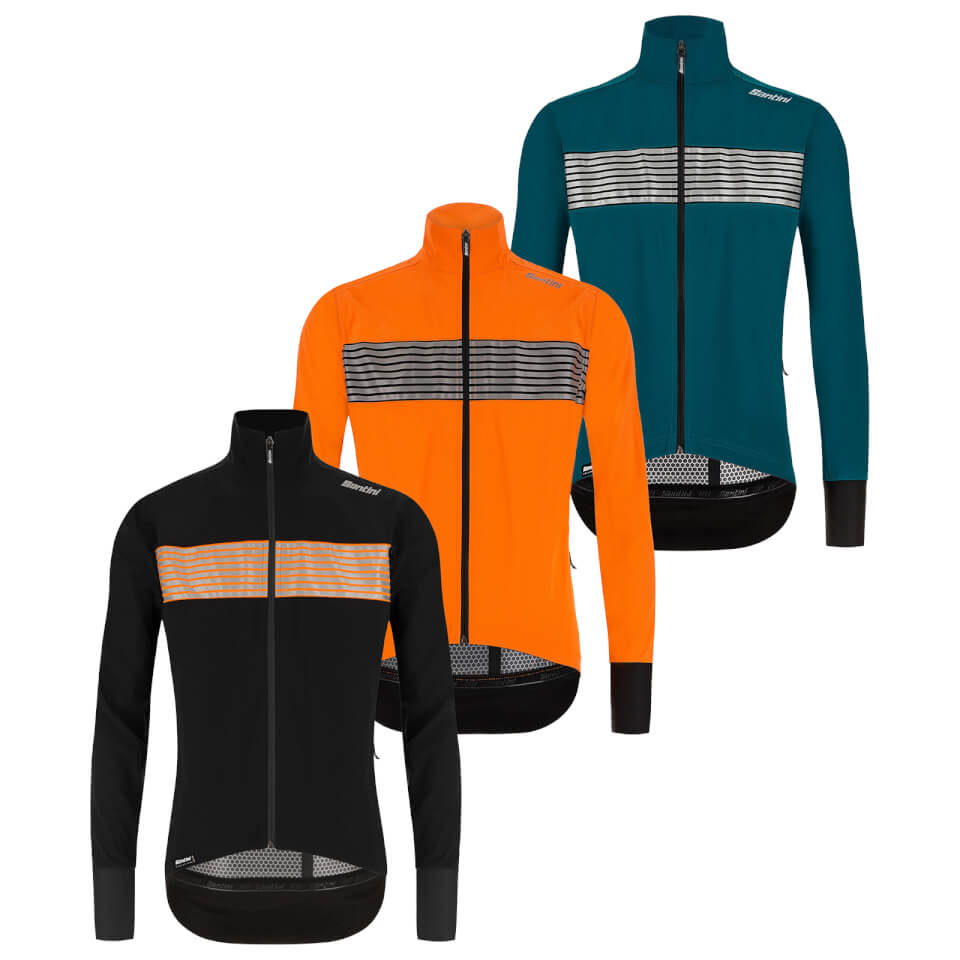 Santini Guard Mercurio Rain Jacket | Jakker