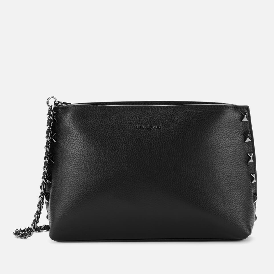 Ted Baker Women's Jemira Bow Stud Clutch Bag Black
