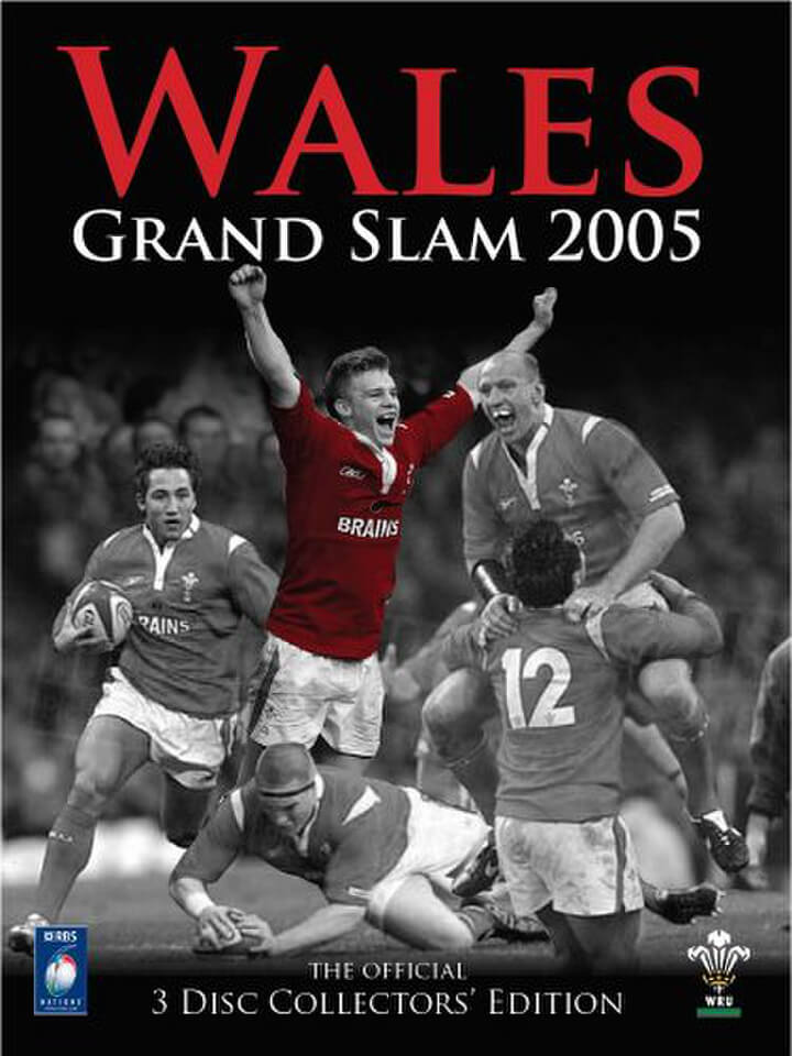 Wales Rugby Grand Slam 2005 Collector S Edition Dvd Zavvi