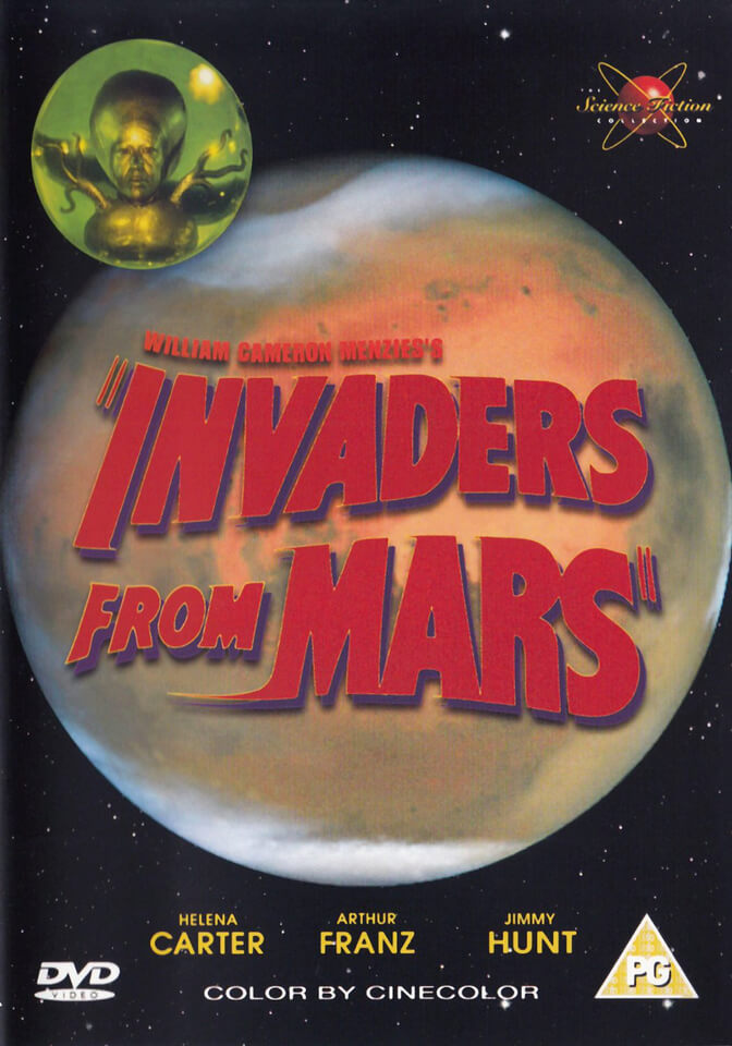 invaders from mars dvd - photo #36