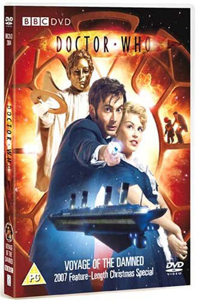 Doctor Who 2007 Christmas Special Dvd Zavvi