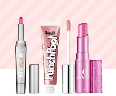 Benefit Lipstick & Lip Gloss