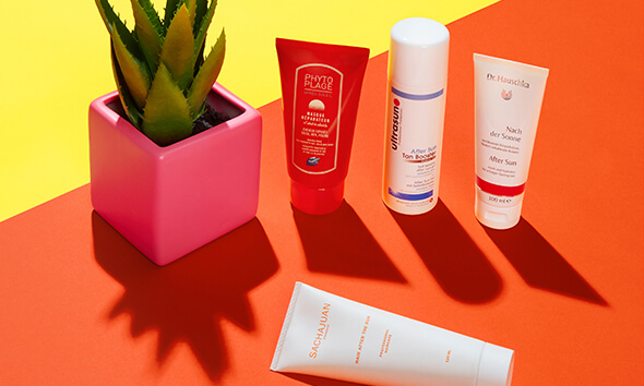 DON'T FEEL THE BURN: OUR GUIDE TO THE BEST AFTER SUN LOTION
