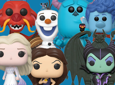 Have you dreamed of becoming a Disney Princess, or would you rather join the crew of the Black Pearl? Our Disney Pop In A Box subscription guarantees that you will only receive Disney Pops every month!