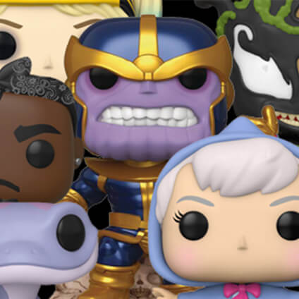 These amazing Pops are in stock and are waiting to be dispatched to you! Check the full range of in stock Pops here!