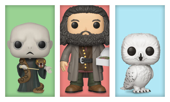 Harry Potter Funko Merch!