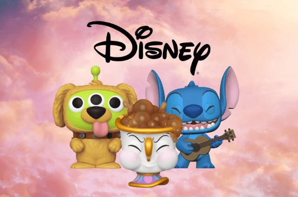 You'll find nothing but magic in this Pop! Disney Subscription!