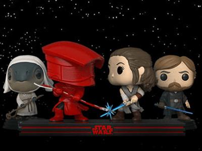 New Star Wars Pops!