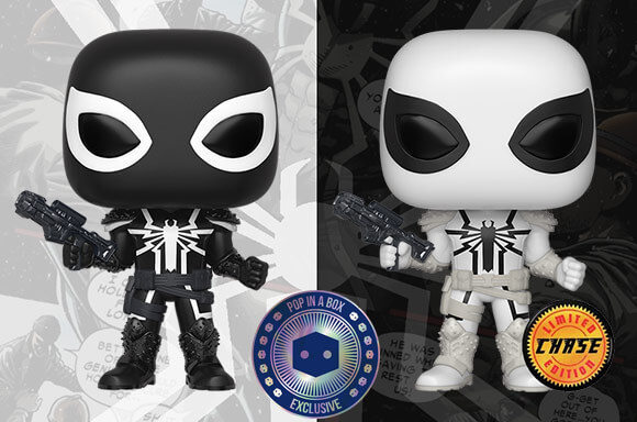 THE FASTEST SELLING PIAB EXCLUSIVE EVER! <BR>🖤🕷AGENT VENOM (WITH CHASE VARIANT!)🕷🖤
