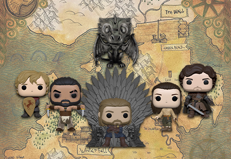 NEW Game of Thrones Banner