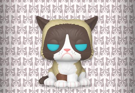 😾BRAND NEW: GRUMPY CAT POP