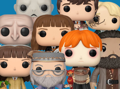 Been wanting to catch the train to Hogwarts to test your magic against the best of the best? Nothing but magic in our Harry Potter Funko Pop! Subscription!