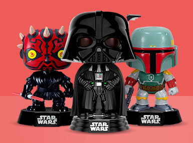 Star Wars Pop in a Box