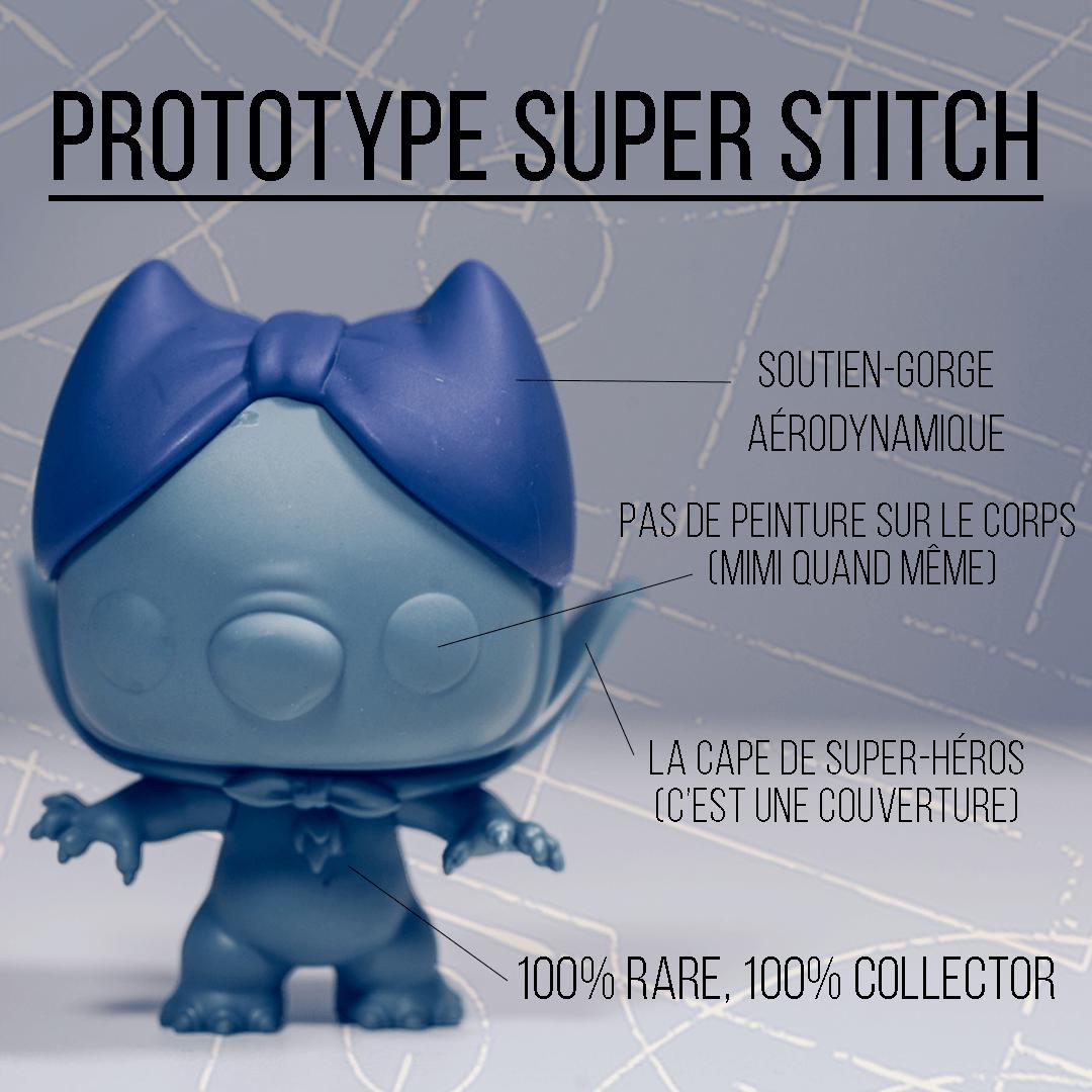 Le Prototype Superhéro Stitch