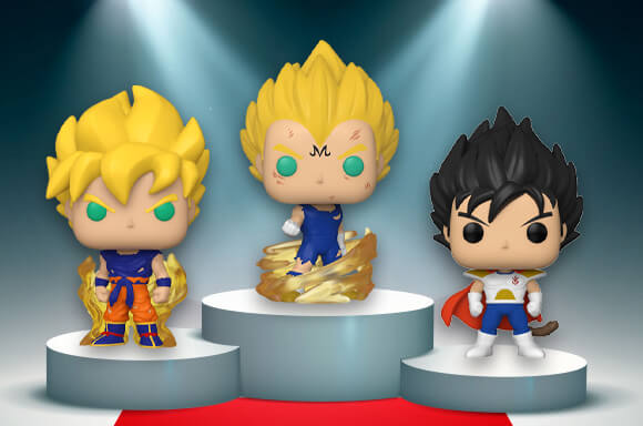 This week is full of new Pop!s!<br> Top 3 dominated by DragonBall!!<br>Where did your fave Pop! finish?