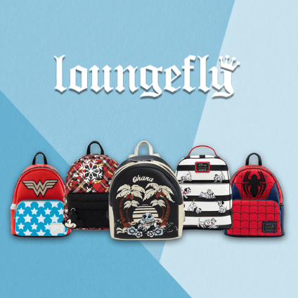 Bring your favourite fandoms to your wardrobe with these incredible bags and rucksacks!