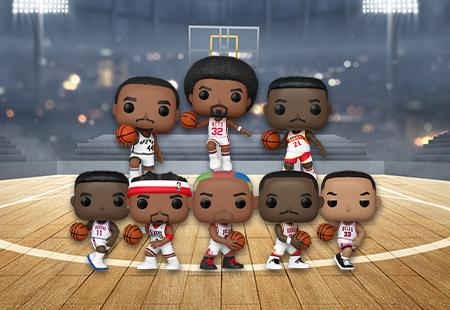 NBA legends Banner