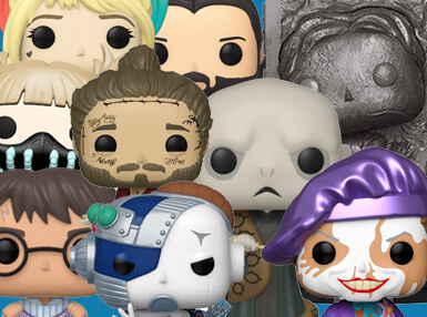 The OG subscription, this allows you to get Pop! Vinyls from every genre and franchise, with a chance to get rare, exclusive and oversized Pops!